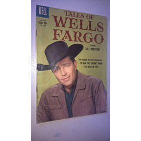 Hq - Tales Of Walls Fargo( Contos Do Faroeste) - Importado