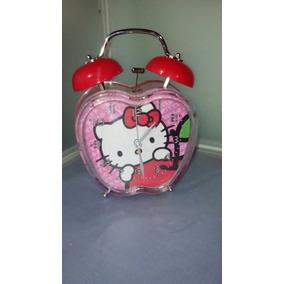 Hello Kitty Reloj Despertador Hello Kitty