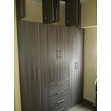 Closets Sobre Diseño Madera/mdf/melamina