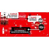 Código Para Ganar 50 Bubbles De Coca Cola