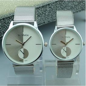 Relógio De Pulso Feminino Clássico Quartz Lançamento