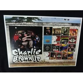 Poster Charlie Brown Jr Chorão Cartaz Charlie Brown Jr