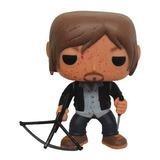The Walking Dead Bloody Biker Daryl Dixon Px Funko Pop!