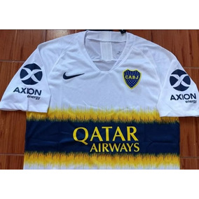 6a247938b9 7a8c0200c1e Camiseta Boca 2018 Match - Camisetas en Mercado Libre Argentina  ...