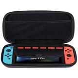 Estuche Para Nintendo Switch + Protector Vidrio Templado