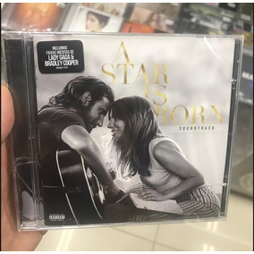Lady Gaga - A Star Is Born Soundtrack (cd) Original Lacrado