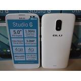 Celular Blu Studio G Novo Anatel 4g Tela5,0 Android Até64gb
