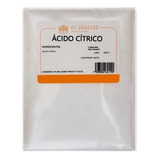 Ácido Cítrico Granel 2 Kilogramos
