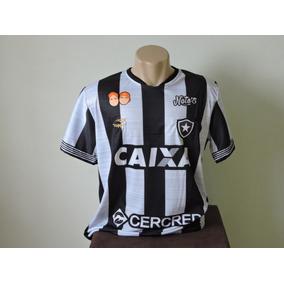 ffaa74dae1011 Camisa Botafogo Donizeti - Futebol no Mercado Livre Brasil