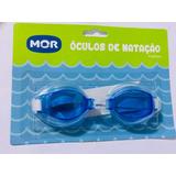Óculos De Natação Infantil Fashion Mor Uni Super Promoção
