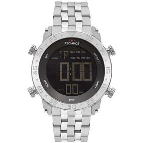 Relógio Technos Masculino Digital Bjk006ab/1p