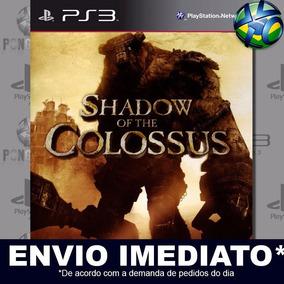 Shadow Of The Colossus Ps3 Mídia Digital Psn Promoção
