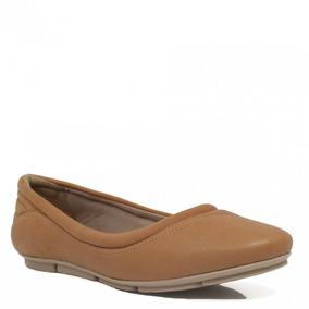 b9f4b951f Sapato Escapam Sapatilhas Comfortflex - Sapatos para Feminino Marrom ...