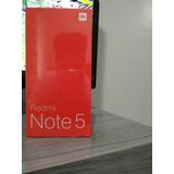 Redmi Note 5 4/64 Lacrado