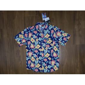 Camisao Botão Camuflado floral Lançamen Oakley Mcd Lost 2018 dc22d464edfa5