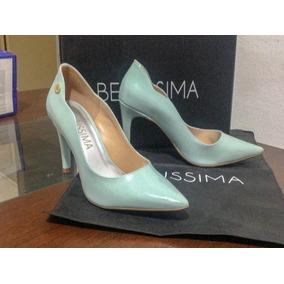 30e0400e63 Scarpin Azul Piscina Scarpins - Sapatos no Mercado Livre Brasil