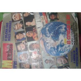 Revista Manchete N. 2096 Ano 1992