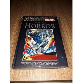 Hq Marvel Graphic Novels Xxi: Marvel Horror - Ler Anúncio!!!