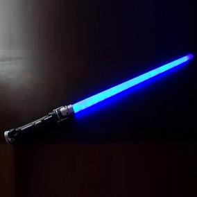 Sabre De Luz Light Saber Azul Leds! Frete Grátis!