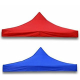 1lona Da Tenda Sanfonada 3x3 Nylon(só A Lona) + 2 Laterais