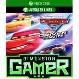 Cars 3: Driven To Win - Xbox One - No Codigo