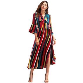 a9cdc685e Vestido Rojo Casual - Vestidos de Niñas en Mercado Libre Chile
