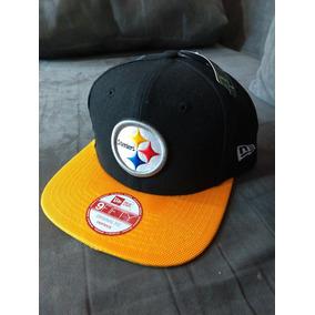 Gorra Steelers Pittsburgh New Era Snapback 9 Fifty Black Gol en ... ca3b940118e