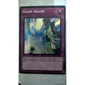 Yugioh: Golpe Solene Mp16-pt231 Frete Grátis ~solemn Strike~