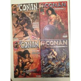 Conan Bárbaro Mythos Coleção Completa 1-76 - Ótimo Estado!