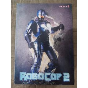 Revista Robocop 2 1990 Programa Japonês