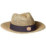 Sombrero Del Safari De La Paja De Los Tigres De Auburn De Lo 3531bedc305