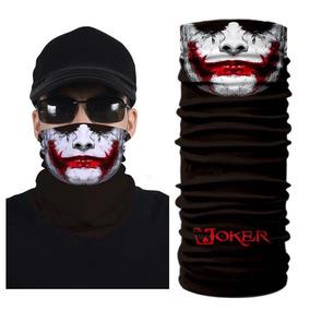 140 - Payaso Joker Ciclismo Cuello Cara Máscara Bufanda-0780 por Ebay 47fc9d7eae3