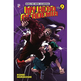 My Hero Academia - Boku No Hero Academia - Volume 9 - Jbc