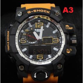 0d65c2e0482 Relógio G Shock (laranja Ou Branco) - Relógios De Pulso no Mercado ...