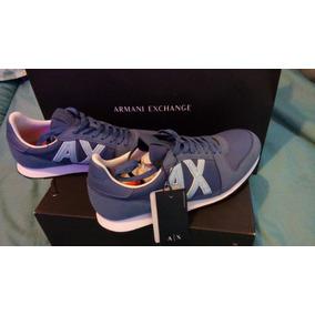 Zapatillas Armani Exchange - Vestuario y Calzado en RM ... 525a5e10f201