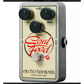 Pedal Electro Harmonix Sol Food Over Drive