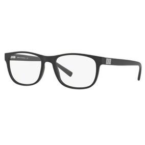 Armação Oculos Grau Armani Exchange Ax3034l 8078 Preto Fosco d6c1c0d545