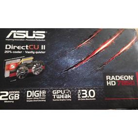 Tarjeta De Video Asus Geforce 660 Gtx, 2gb Ddr5 130t