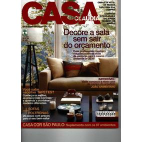 Revista Casa Cláudia Maio/2005 Ano 29 Edição Nº 6 Perfeita!