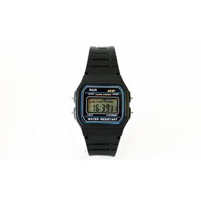 a317c3c0755 Relógio Digital Aqua Aq 81 Similar Ao Casio A Prova D´agua - Relógio ...
