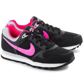 Tenis Nike Md Runner Moda Mujer Gym Correr Running Gimnasio