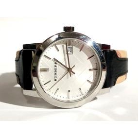 Reloj Burberry Swiss Dama Cristal Zafiro Bu9150 $4700