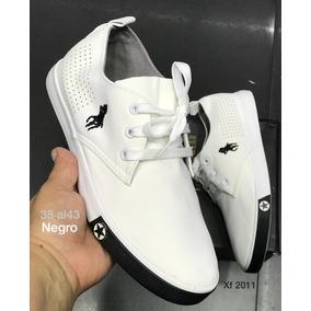 40dff38881e52 Zapatos Blancos De Moda Hombre - Tenis en Mercado Libre Colombia