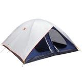Barraca Camping 8 Pessoas Ntk Dome Coluna 800mm Impermeavel