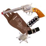 Juguete Disney Pistola Set De Vaquero Woody Toy Story Fiesta