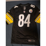 Camisa Pittsburgh Steelers Original Antonio Brown  84 185b0ad7257