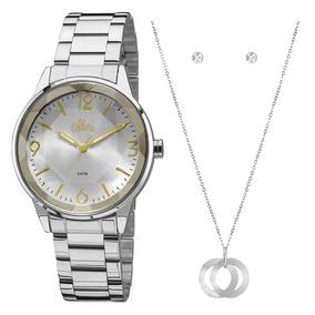 4303b99d77f Relogio Allora Original Com Garantia - Relógios De Pulso no Mercado ...