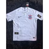 d9fc01b9e6 Camisa Oficial Do Corinthians 2018 - Torcedor - Personalize