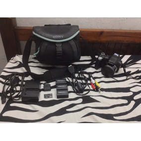 Cámara Sony Hx100v Semi-profesional 16mp Hd1080p Lea Descrip