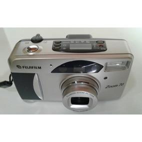 Camara Automática Fujifilm De Rollo 35mm Auto Focus Zoom 70